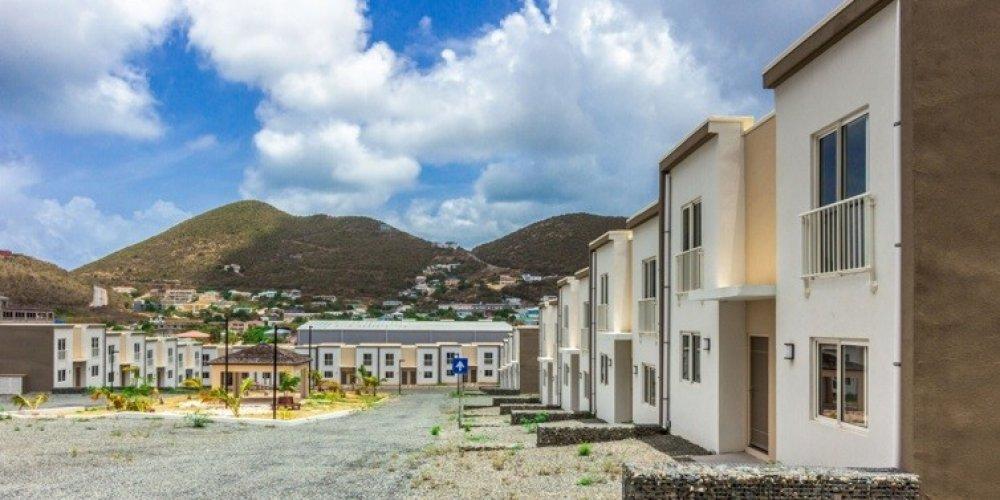 Le secteur de l'immobilier à St Maarten en plein essor