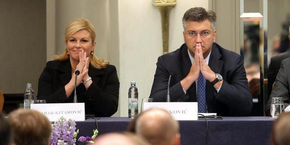 Je li Kolinda žrtva unutarstranačkog rata u HDZ-u ?