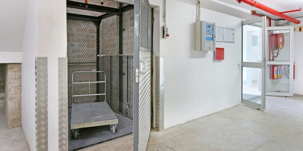 Secure Self-Storage Facility in Cape Town
