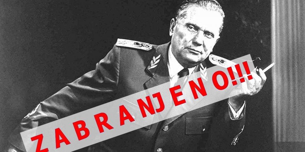 """HSP: Tražimo uklanjanje svih komunističkih simbola iz javnog prostora i ukidanja """"Dana antifašističke borbe""""."""