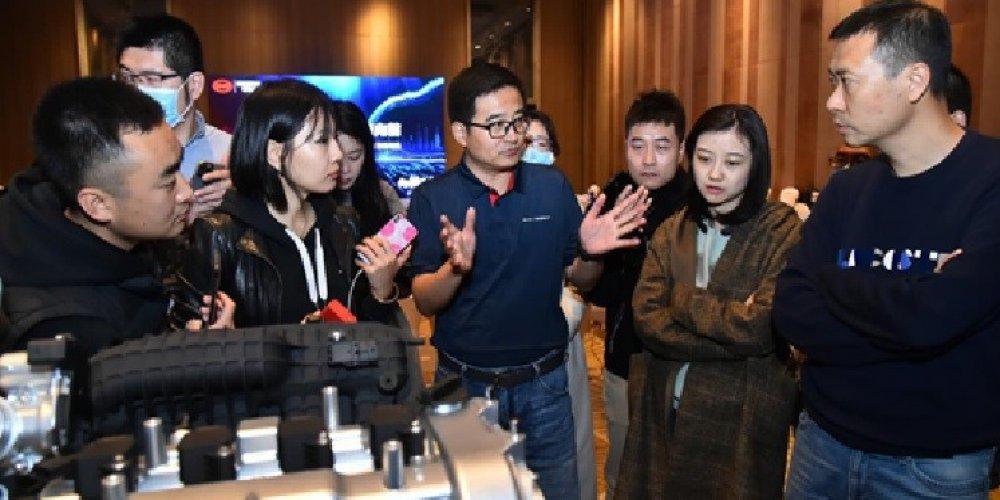 BYD presenta la tecnología híbrida DM-i y el nuevo motor Xiaoyun de 1.5L