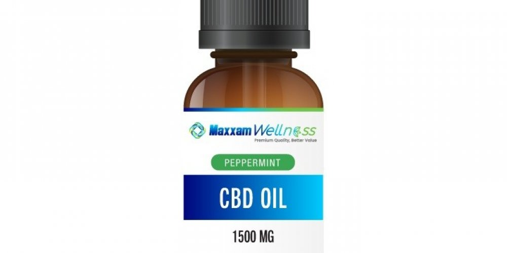 Get the Best CBD Oil Tincture Online With Maxxam Wellness