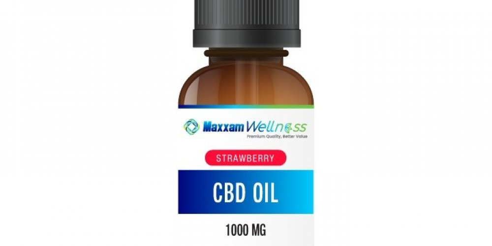 Maxxam Wellness - Select the Right Store to Buy the Best CBD Tincture Oil