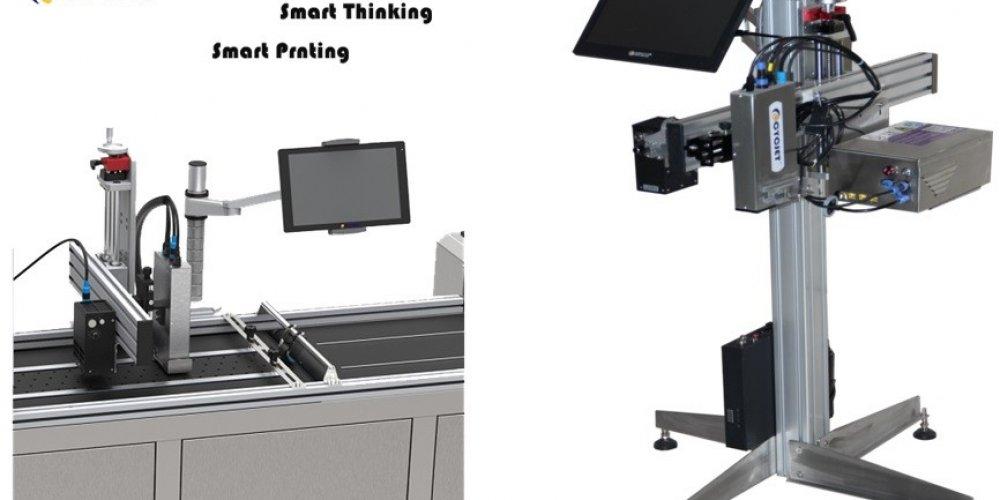 Lanzamiento de la nueva impresora de chorro de tinta de alta resolución CYCJET ALT500UV