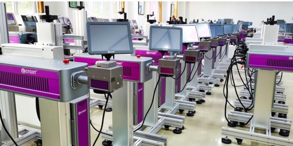 Cómo lograr la impresión de códigos QR a alta velocidad con la máquina de marcado láser CYCJET