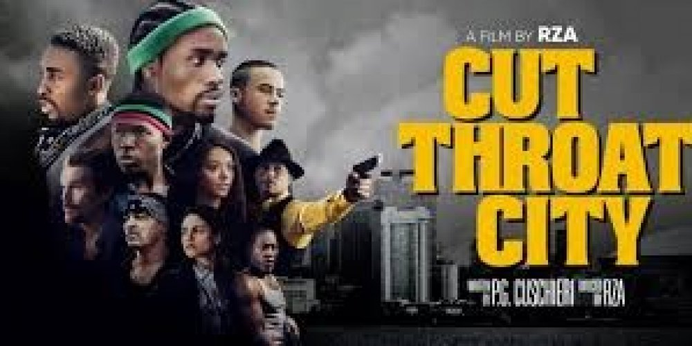 Stream Free Cut Throat City 2020 Full HD Movie