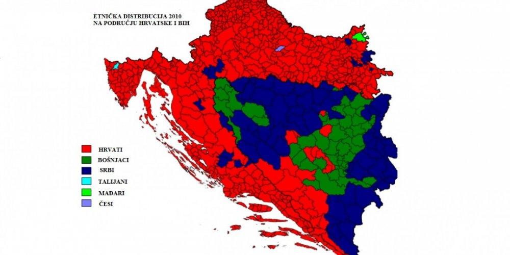 Poželjna Hrvatska geopolitika i geostrategija