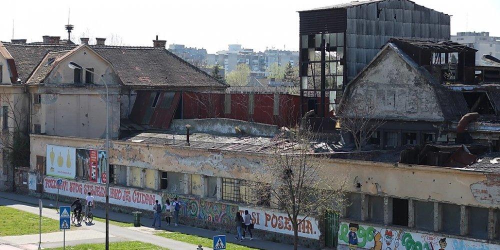 Devastiranje Osijeka poprima epske dimenzije, akcelerator u središnji dio grada, a gimnazija u močvaru na periferiji