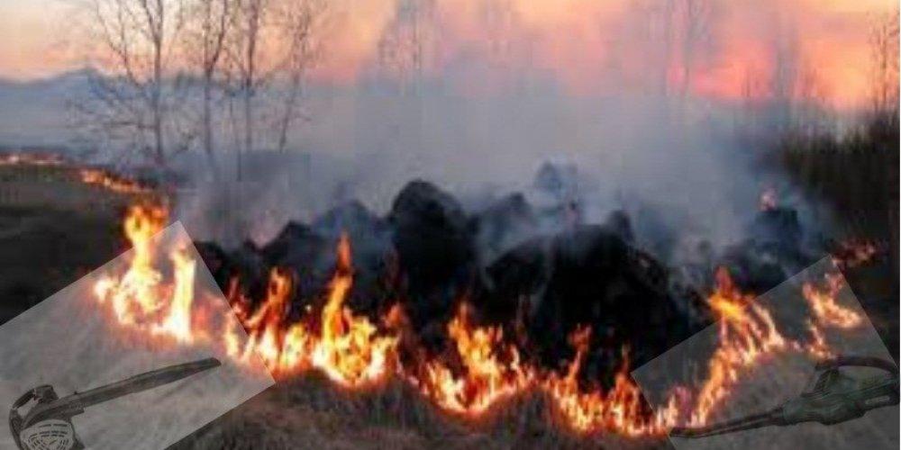 Kako vatru i požare ugasiti zrakom?