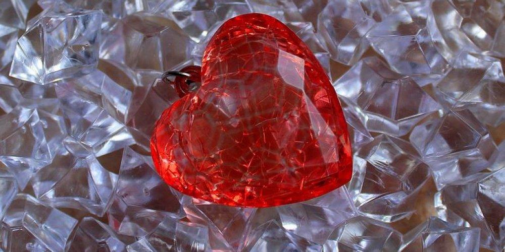Srce od stakla