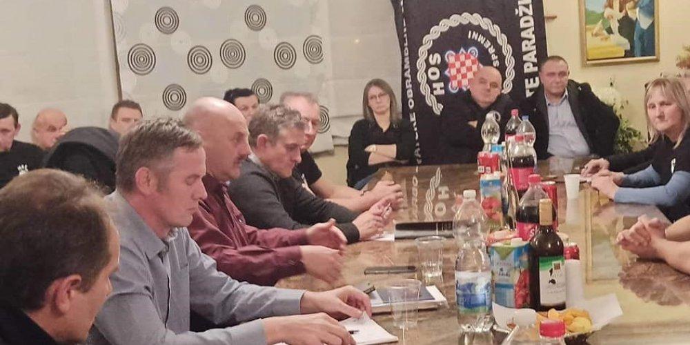 Predsjednik HSP-a Starčević u radnoj posjeti Slavoniji i Baranji!
