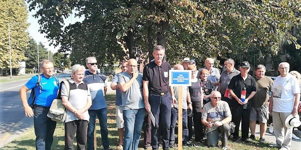 HSP Osječko baranjske županije obilježio Europski dan sjećanja na žrtve totalitarnih režima. Tražimo Trg žrtava komunističkog režima!
