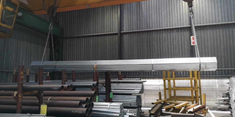 Leading Steel Product Supplier