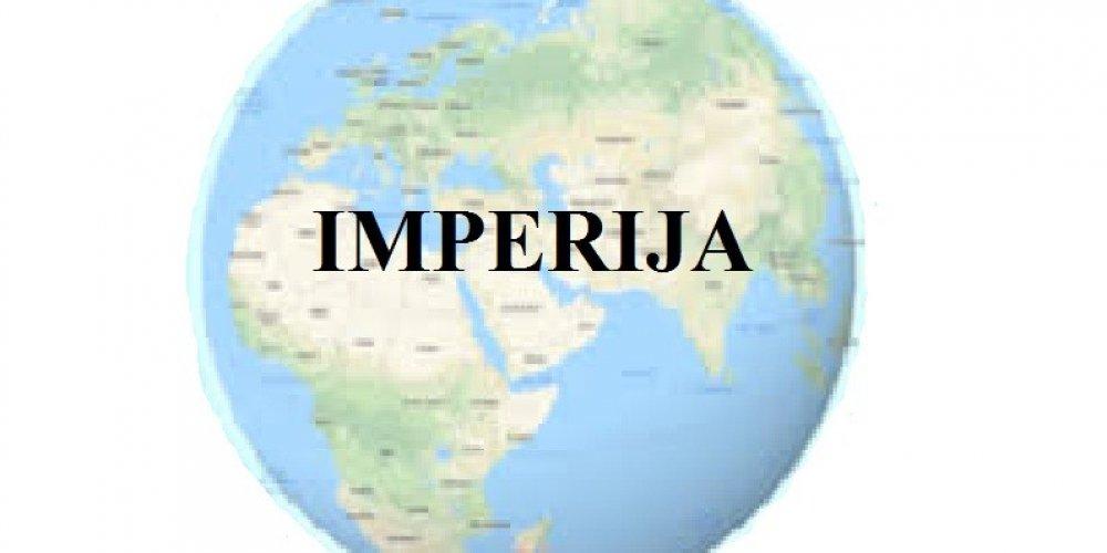 Nacionalizam i imperijalizam