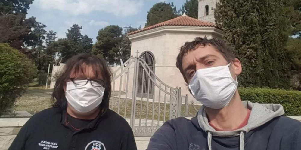 Priča koja će vas i rasplakati i uljepšati vam dan: radnik iz Zagreba gladan i nemoćan je dva dana tumarao Dugopoljem, a onda se pojavio ljudina Ivica