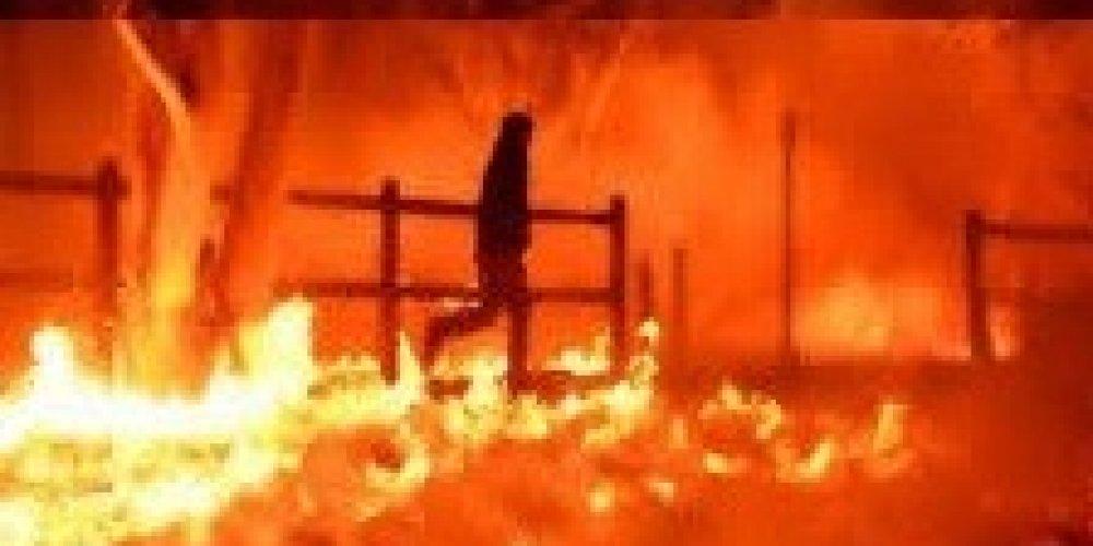 Kalifornija gori, a hrvatska obala ove je godine pošteđena.
