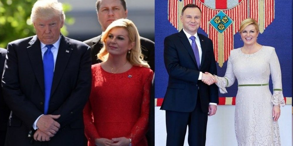 Hoće li birači predsjednicu Kolindu Grabar Kitarović suditi po predizbornim riječima, ili po dijelima?