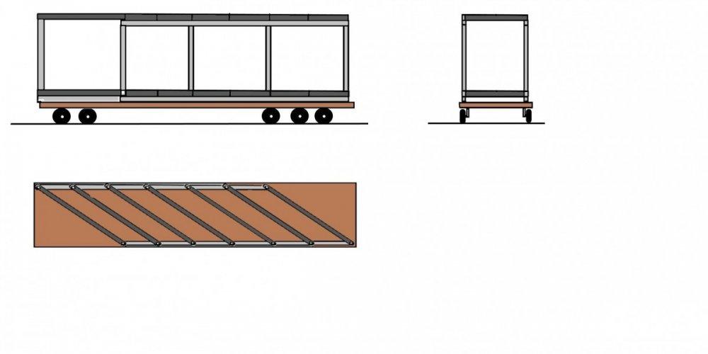 Kako transportirati mobilnu montažnu kuću?