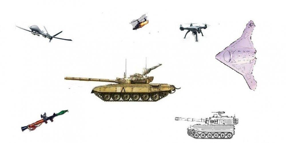 Nove strategije i taktike kopnenog ratovanja