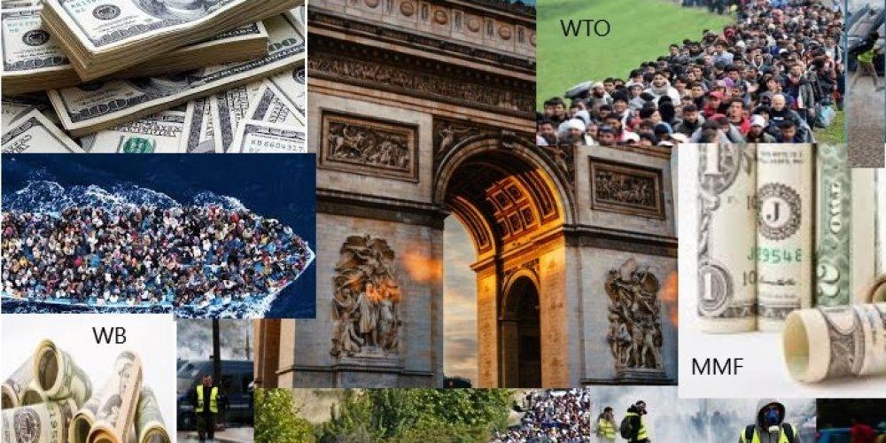 Što povezuje Žute prsluke, migrante, Marakeš i globalizacijske gubitnike