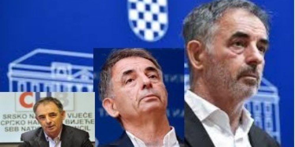 Zašto Pupovac ne želi izaći iz USTAŠKE vlade?