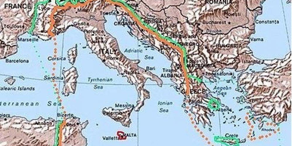 Talijanski geopolitički interesi na Balkanu