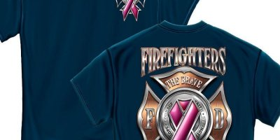 Military Republic - Buy Well Designed Fire Fighter T-shirts Online