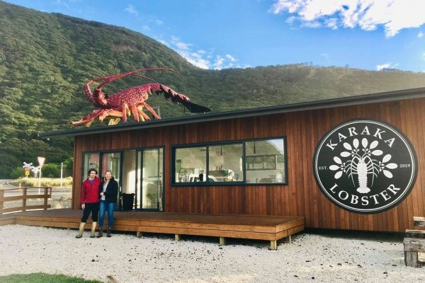 The Best Affordable Lobster in Kaikoura