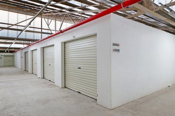 Your Solution to Secure Vehicle and Goods Storage