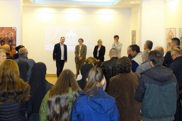 Putujuća izložba o agresiji na Osijek otvorena u Muzeju Đakovštine