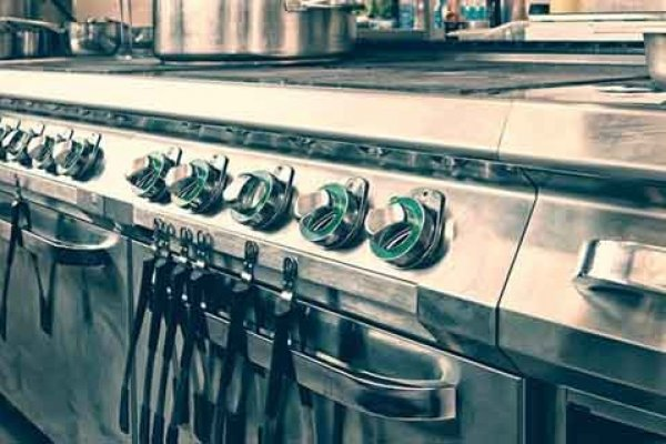 The Leading High-Tech Factory for Catering Equipment