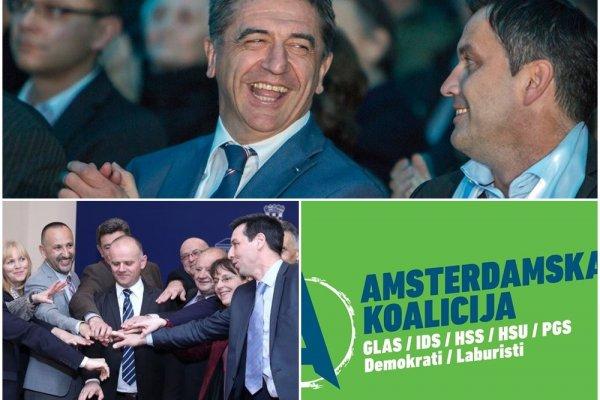 Suverenisti i amsterdamska podržali odmetnuti i podmetnuti HDZ!