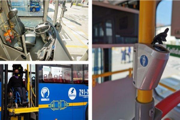 BYD entrega la flota de buses eléctricos más grande de Colombia