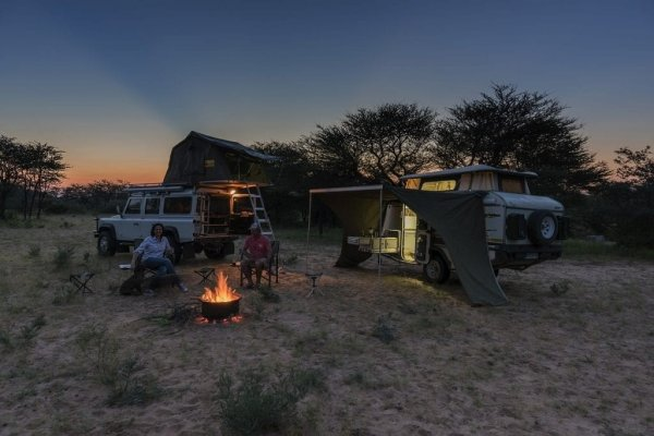 The Number One Holiday Destination in the Kalahari
