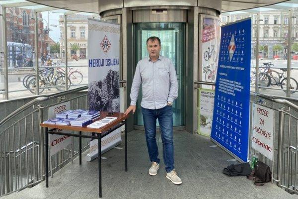 """Najavljen film i izložba """"Pravo na dom"""", Dan Heroja Osijeka i V. Sajam poduzetništva hrvatskih branitelja"""