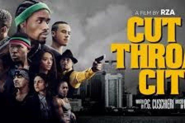Stream Free Cut Throat City 2020 Full HD Movie