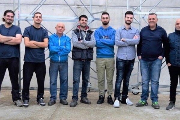 SC EDIL COMMENCE A VENDRE DES ECHAFAUDAGES DANS TOUTE L'EUROPE