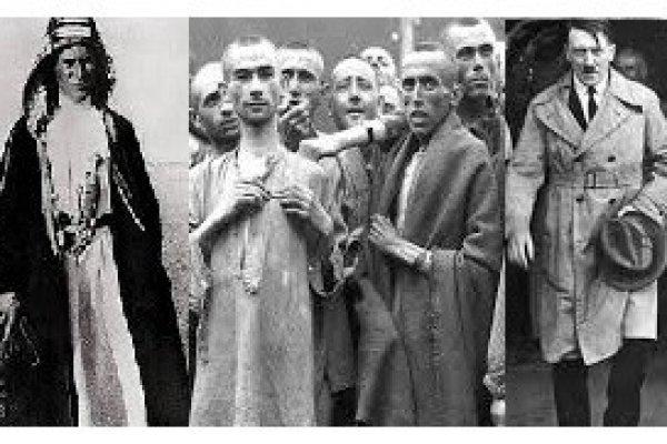 Cionizam, Hitler i Holokaust