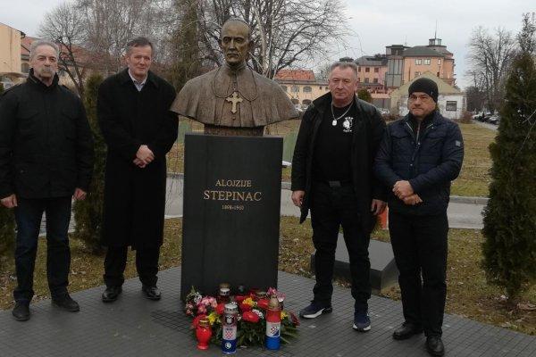 HSP u Osijeku obilježio Stepinčevo.