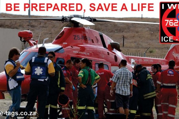 Critical, Life Saving Information When You Need It Most