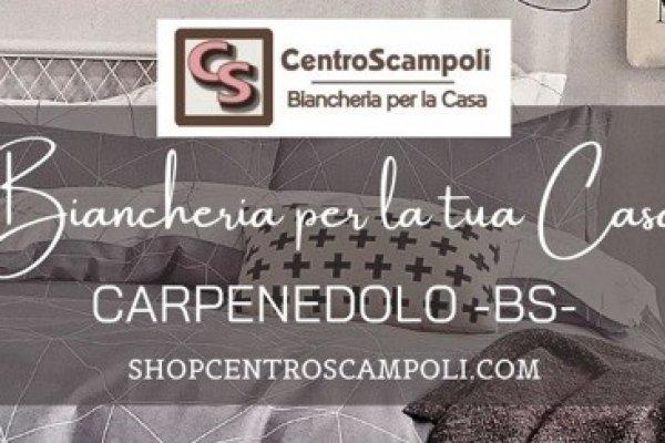 La tua prossima biancheria per la casa la acquisti da Centro Scampoli srl a Carpenedolo