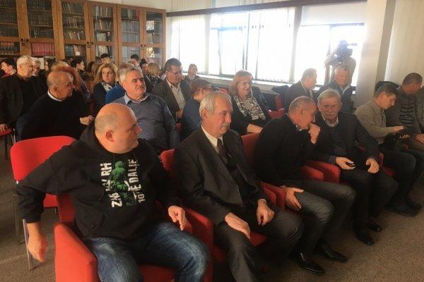Predstavljena knjiga SLAVONSKI BROD I BRODSKA POSAVINA U DOMOVINSKOM RATU