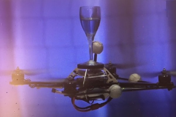 Budućnost dronova kao letećih robota