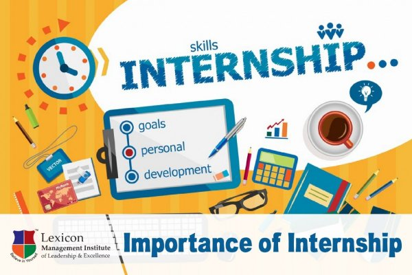 Importance of Internship-Lexicon Management Institute-Lexicon MILE
