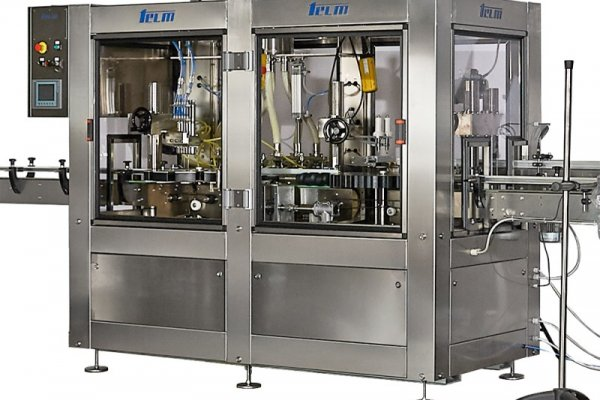 A Renowned Manufacturer of Filling and Capping Machine