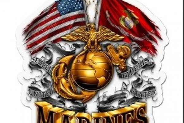 Military Republic Offers High-Quality Marine Corps Decals