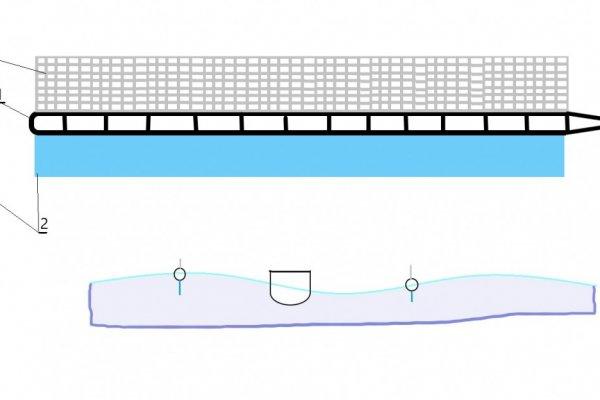 Sea-floating drones