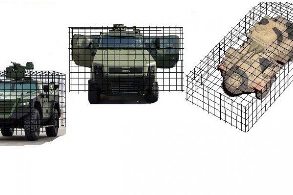 KAKO   OKLOPNA   VOZILA   DODATNO   ZAŠTITI   od granata i samoubilačkih vozača?