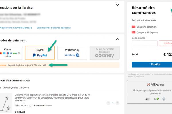 """PayPal annonce le système de paiement par tranches """"Pay in 4"""""""