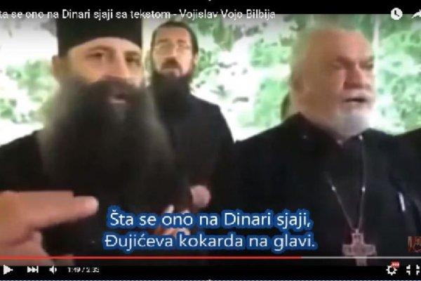HSP  kazneno prijavio Porfirija Perića episkopa Srpske pravoslavne crkve zbog pjevanja četničkih pjesama!